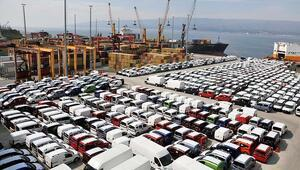 Otomotivde 2,9 milyar dolarla en yüksek ikinci mart ayı ihracat rakamına ulaşıldı
