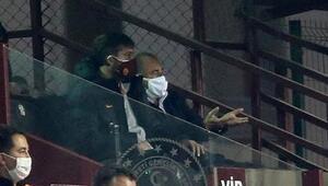 Galatasaraydaki düşüş engellenemiyor Etkisiz futbol, umutsuz hava...