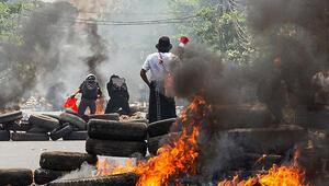 Myanmarda ölenlerin sayısı 557ye çıktı