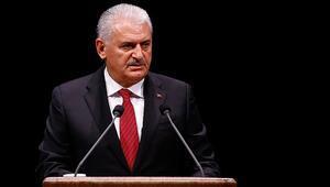 AK Parti Genel Başkanvekili Binali Yıldırımdan bildiri tepkisi