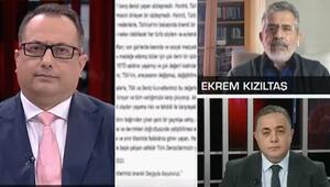 104 amiralden gece yarısı bildirisi Gazeteci Zafer Şahin, sistematik bir saldırıdır deyip örneklerle anlattı