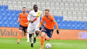 Başakşehir 3-1 Yeni Malatyaspor (Maçın golleri ve özeti)