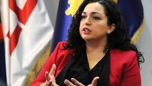 Vyosa Osmani Kosovanın yeni cumhurbaşkanı oldu