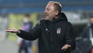 Beşiktaşta Sergen Yalçını çıldırtan karar O sözleri herkes duydu...