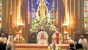St. Antuan'da Paskalya ayini