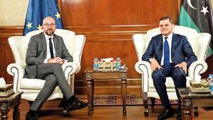 AB'den Libya açılımı