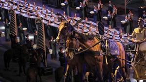 Mısırda görülmemiş şov: Firavunların Altın Geçidi