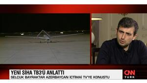 İnsansız savaş uçakları geliyor Selçuk Bayraktar TB3ün özelliklerini anlattı