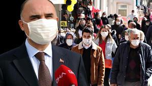 Kayseri Valisinden Ramazan ayı için koronavirüs uyarısı