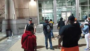 ABD'de aynı cezaevinde ikinci kez isyan