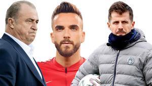 Son dakika: Beşiktaş, Fenerbahçe, Galatasaray ve Trabzonsporun istediği Kenan Karamanın yeni adresini duyurdular