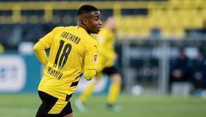 Dortmundda Youssoufa Moukoko sezonu kapattı