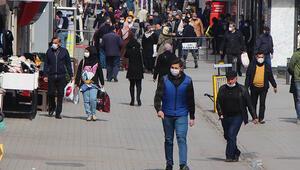 En çok vakanın görüldüğü Samsun'da nüfusun yüzde 15'i aşılandı