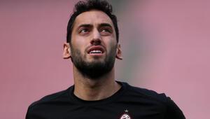 Son dakika: Milan ile anlaşamayan Hakan Çalhanoğluna dev talip