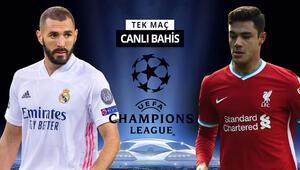 Ozan Kabak, Liverpoolun Real Madrid maçında ilk 11de olacak mı Öne çıkan iddaa tahmini...