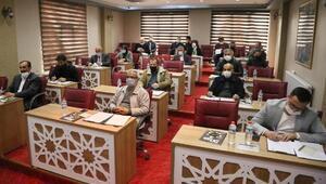 Develi meclis toplantısı yapıldı