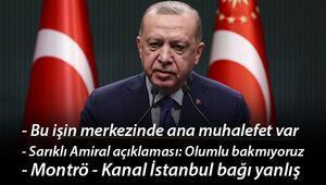 Cumhurbaşkanı Erdoğan, Beştepede Değerlendirme Toplantısı sonrası açıklamalarda bulundu