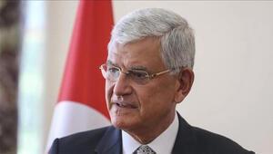 BM 75. Genel Kurul Başkanı Bozkır, Ankaraya geldi