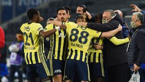Fenerbahçe 1-0 Denizlispor (Maçın özeti ve golü)