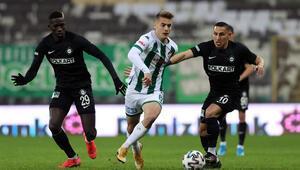 Bursaspor: 1 - Altay: 3