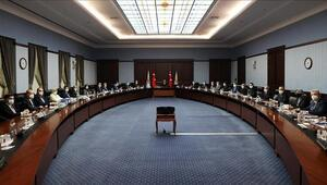 AK Parti Merkez Yürütme Kurulu (MYK) toplantısı sona erdi.