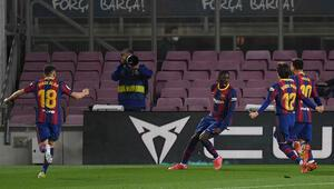 Barcelona 1-0 Real Valladolid