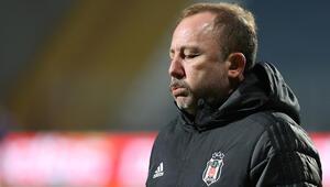 Beşiktaşta Sergen Yalçından oyuncularına sitem Fenerbahçe maçına dikkat çekti...