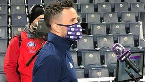 Son Dakika: Fenerbahçe - yayıncı kuruluş gerilimi kaldığı yerden O maske...