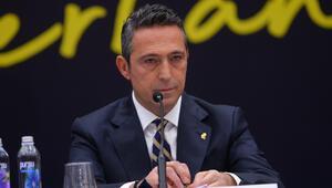 Son Dakika: Fenerbahçe Başkanı Ali Koçun Covid-19 testi pozitif çıktı