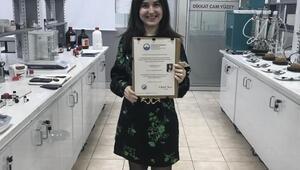Prof. Dr. Altıntop'a seçkin kadın araştırmacı ödülü