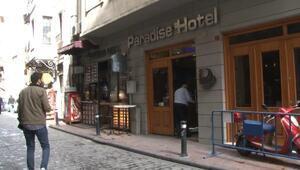 Beyoğlunda İsrail uyruklu Türk vatandaşı, otel odasında ölü bulundu