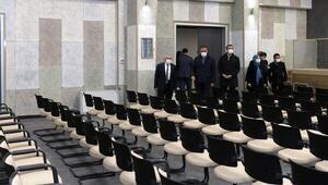 Başkan Büyükkılıç, Engelsiz Yaşam Merkezi'ni inceledi