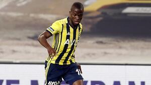 Fenerbahçede Enner Valencia ağrıları sebebiyle antrenmana çıkmadı
