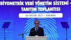 Savunma Sanayii Başkanı Demir: Biyometrik Veri Yönetim Sistemi teknolojisini geliştiren 7nci ülkeyiz