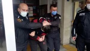 Polise direnip, hakarette bulunan 3 kişi tutuklandı