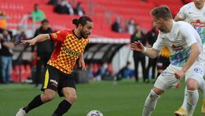 Göztepe 2-0 Çaykur Rizespor (Maçın golleri ve özeti)
