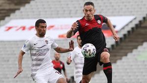 Fatih Karagümrük 1-0 Atakaş Hatayspor (Maç özeti ve golü)
