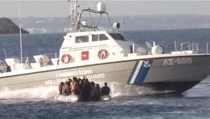 Yunanistanın sığınmacılara yönelik insanlık dışı muamelesini Alman kanalı görüntüledi