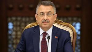 Cumhurbaşkanı Yardımcısı Fuat Oktay, açıklamalarda bulundu