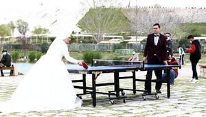 Dünya Masa Tenisi Günü, Beyaz Cennette kutlandı