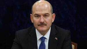 İçişleri Bakanı Süleyman Soylu açıklamalarda bulundu
