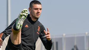 Juventustan resmi açıklama geldi Merih Demiraldan müjdeli haber