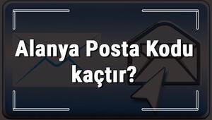 Alanya Posta Kodu kaçtır Antalyanın ilçesi Alanyanın ve mahallelerinin Posta Kodları