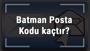 Batman Posta Kodu kaçtır Batman ili ve ilçelerinin Posta Kodları