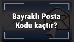 Bayraklı Posta Kodu kaçtır İzmirin ilçesi Bayraklının ve öahallelerinin Posta Kodları