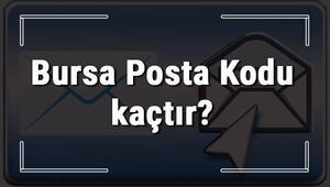 Bursa Posta Kodu kaçtır Bursa ili ve ilçelerinin Posta Kodları