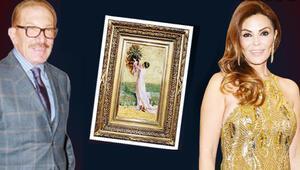 Milyon dolarlık tablolar davalık Feryal ve Kemal Gülman arasındaki kriz devam ediyor...