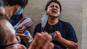 Myanmarda can kaybı 581e çıktı