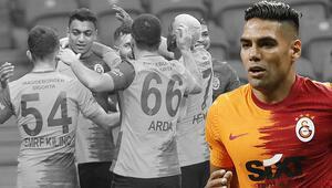 Galatasarayda Radamel Falcaonun yeni adresi netleşiyor Marcelo Saracchi açıkladı...