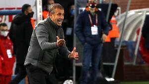 Trabzonsporda puan kayıpları arttı Son 7 haftada...